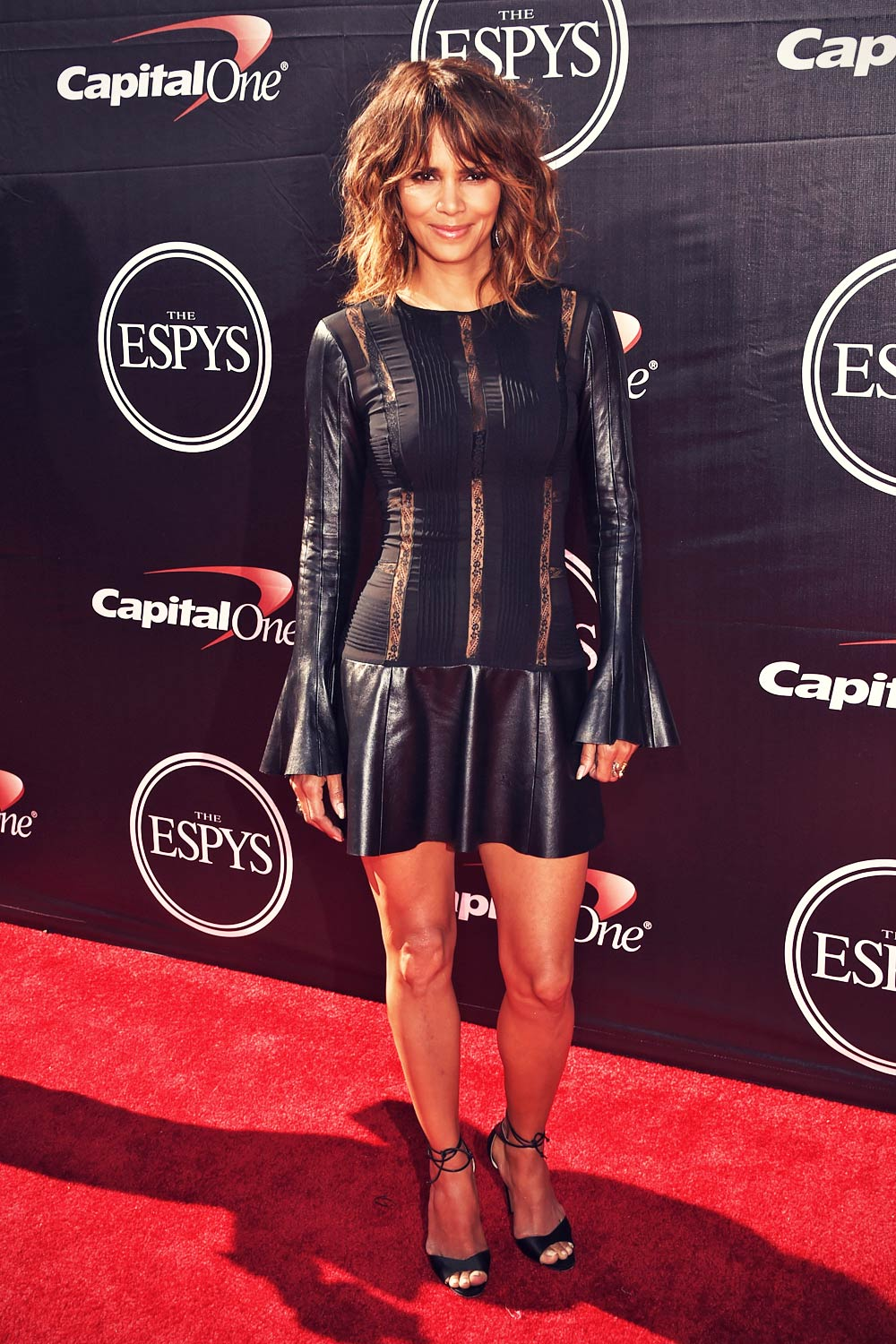 Halle Berry attends The 2015 ESPYS