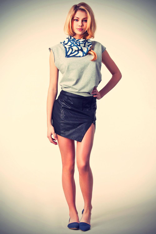 Hanna Edwinson fashion photoshoot