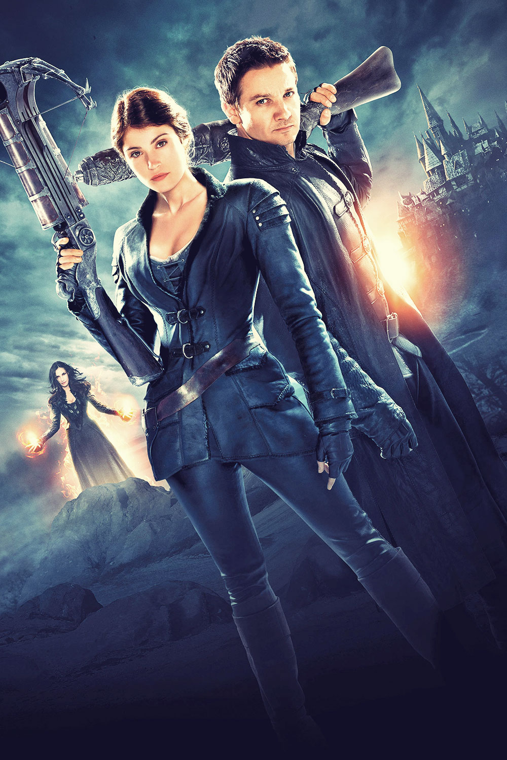 Gemma Arterton in Hansel & Gretel: Witch Hunters