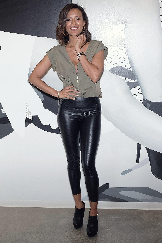 Heather Hemmens visit ... Nicole Scherzinger