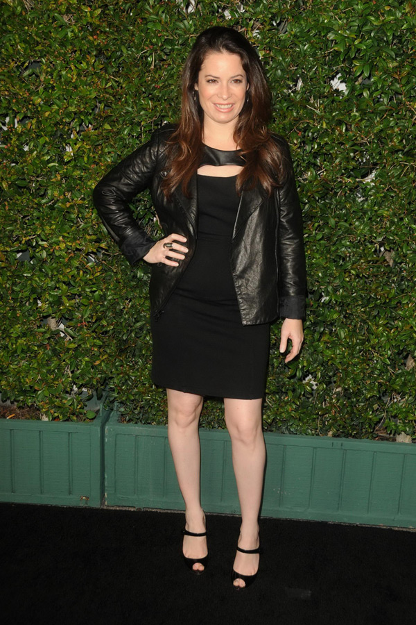 Holly Marie Combs at ABC Family