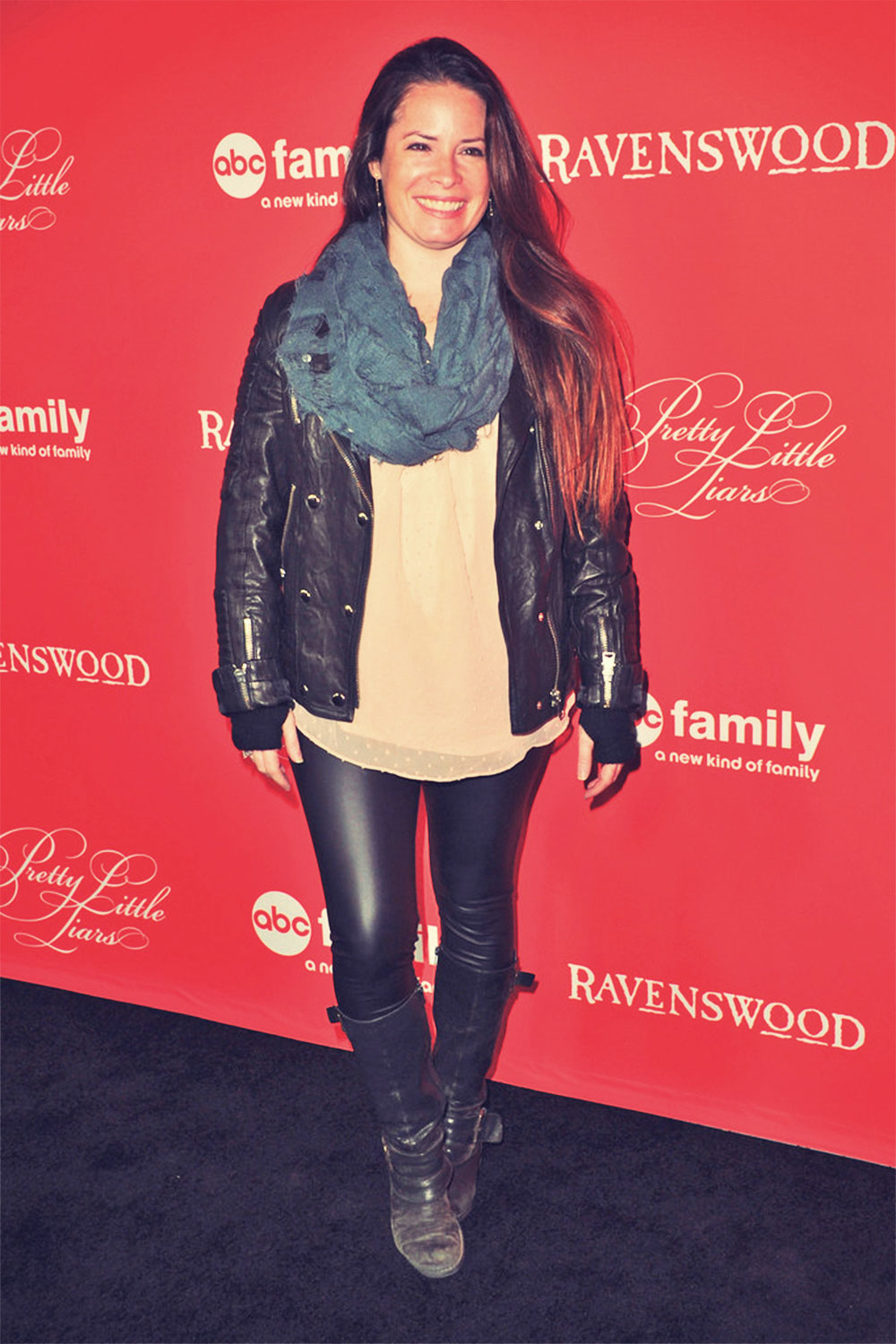 Holly Marie Combs Attends A Screening Of Pretty Little