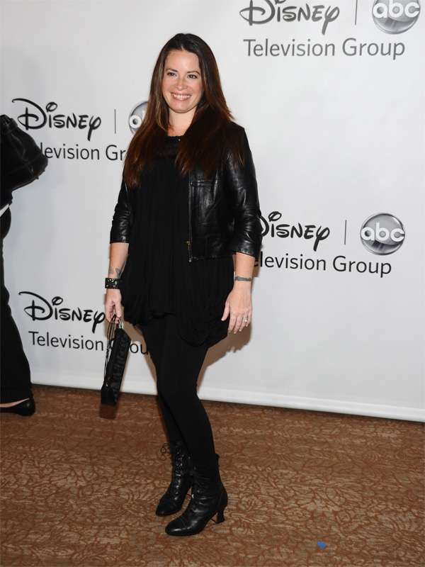 "Holly Marie Combs ""Disney ABC Televisoions Group's TCA 2011 Summer Press Tour"