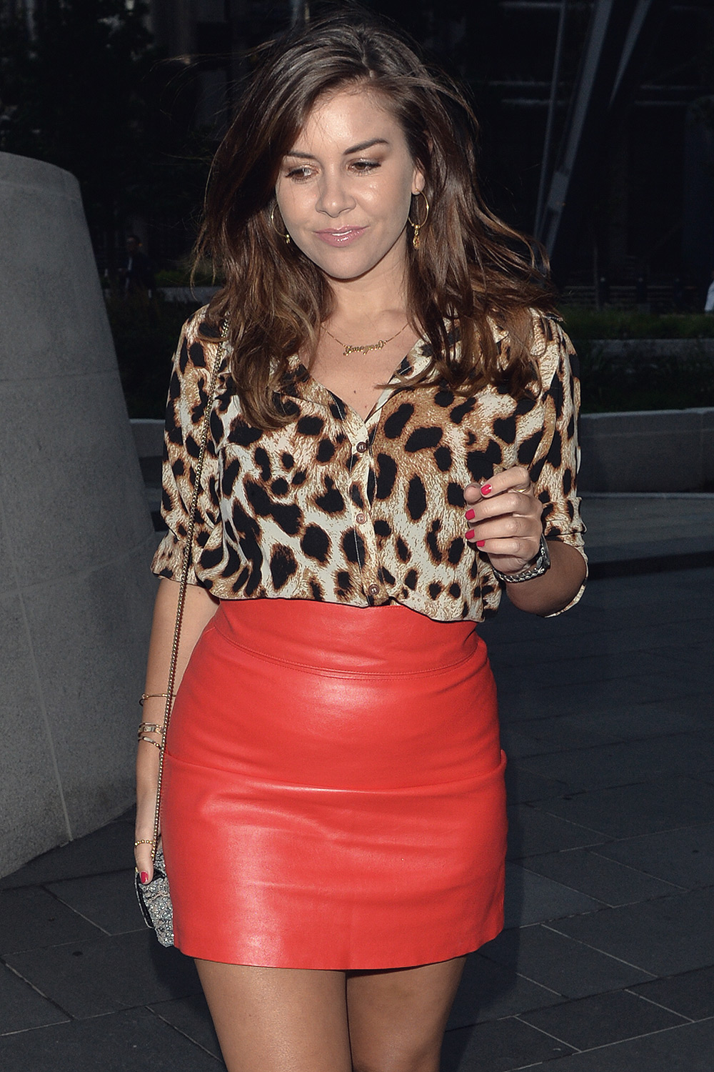 Imogen Thomas at City Social Restaurant