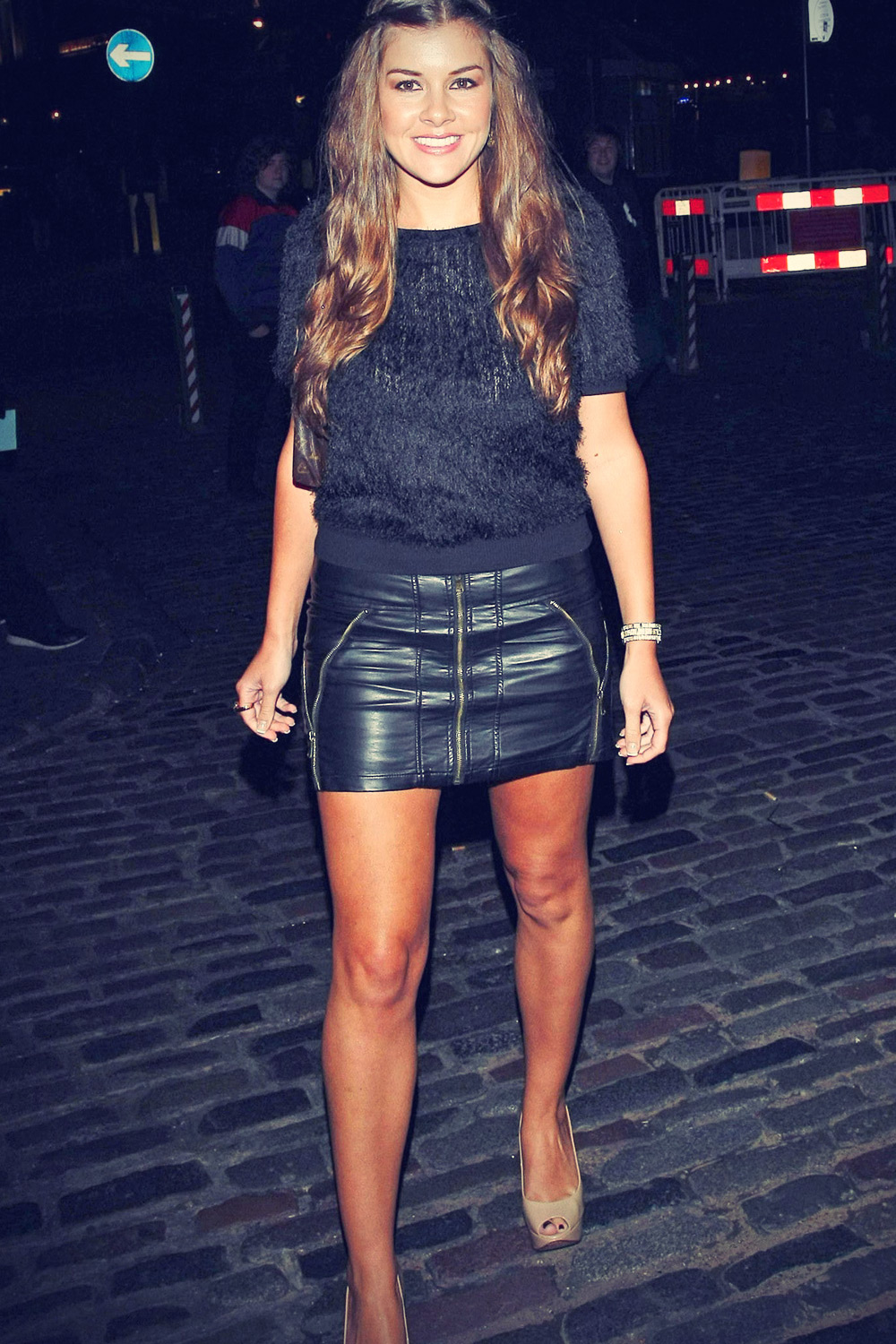 Imogen Thomas at Lipsy Party
