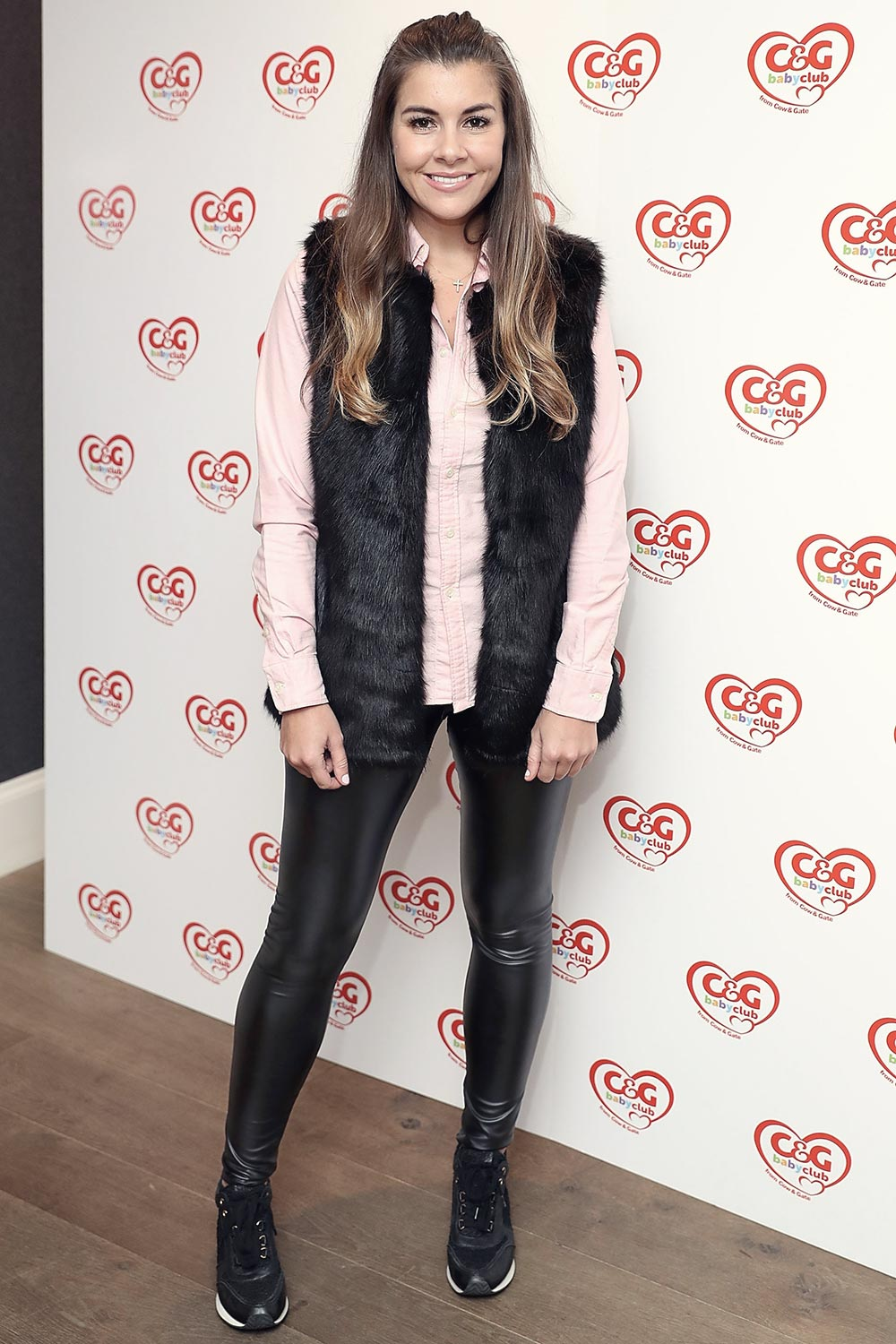 Imogen Thomas Attends The C Amp G Baby Club The Happy Song