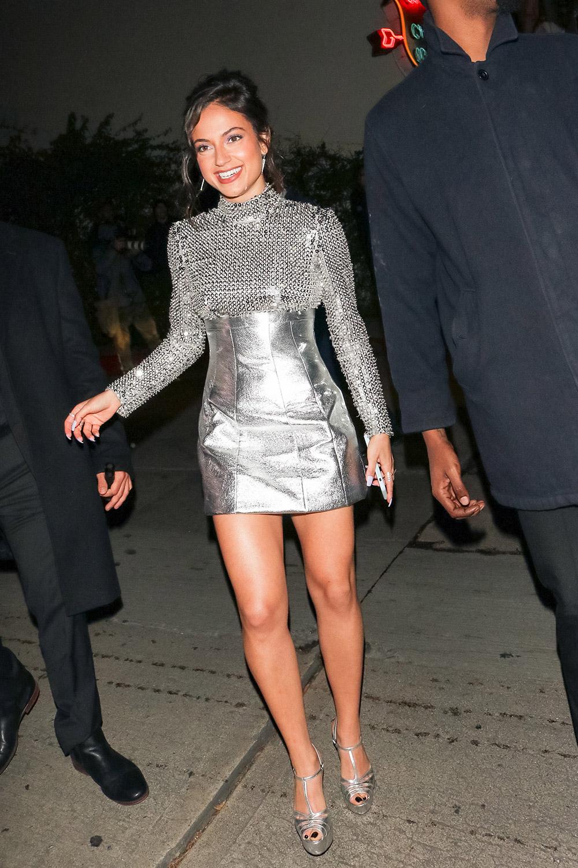Inanna Sarkis attends Cadillac Oscar Party