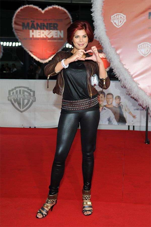 Indira Weiss at movie premiere