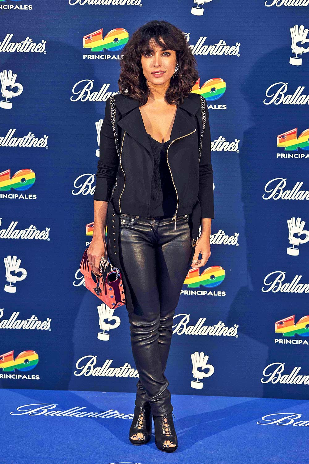 Inma Cuesta attends 40 Principales Awards 2015