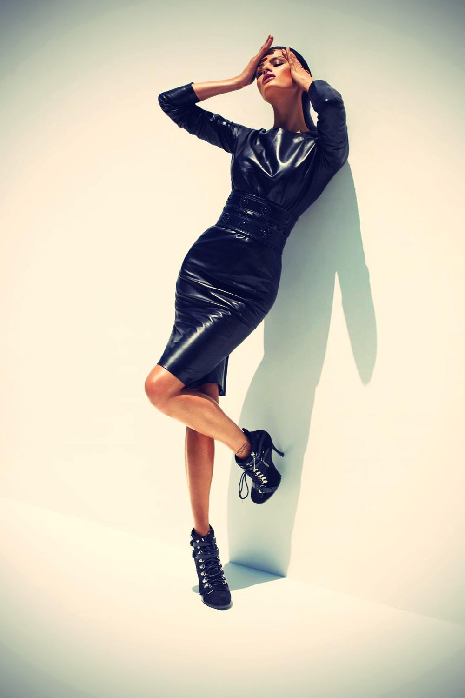 Isabeli Fontana - Photoshoot by Solve Sundsbo