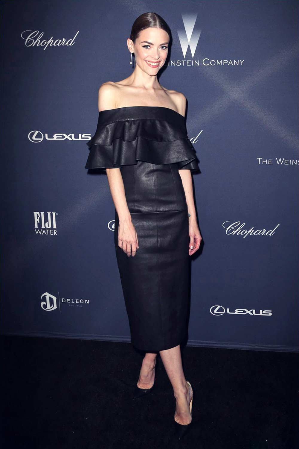 Jaime King attends The Weinstein Company's Pre-Oscar Dinner
