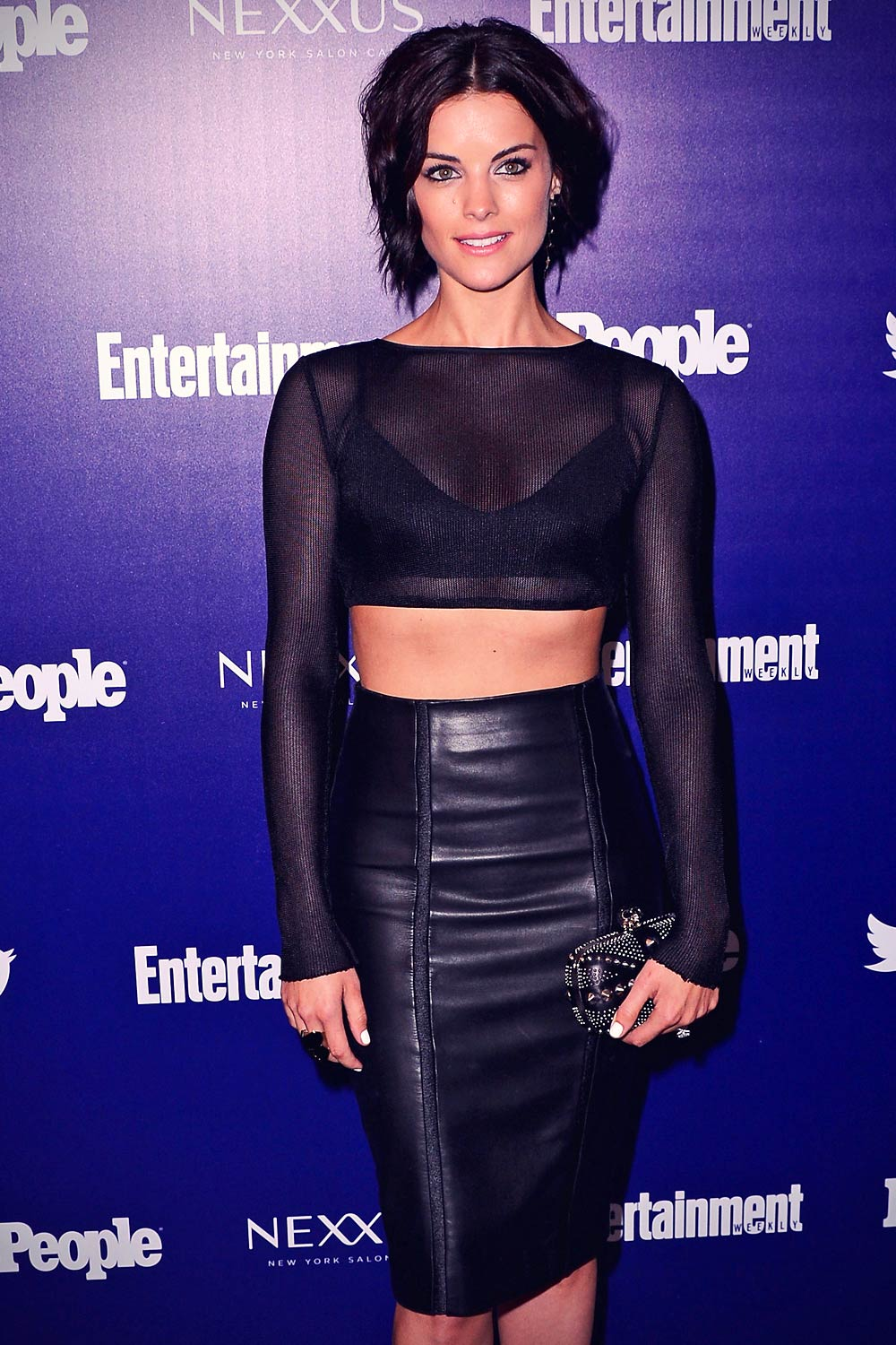 Jaimie Alexander attends New York UpFronts Party