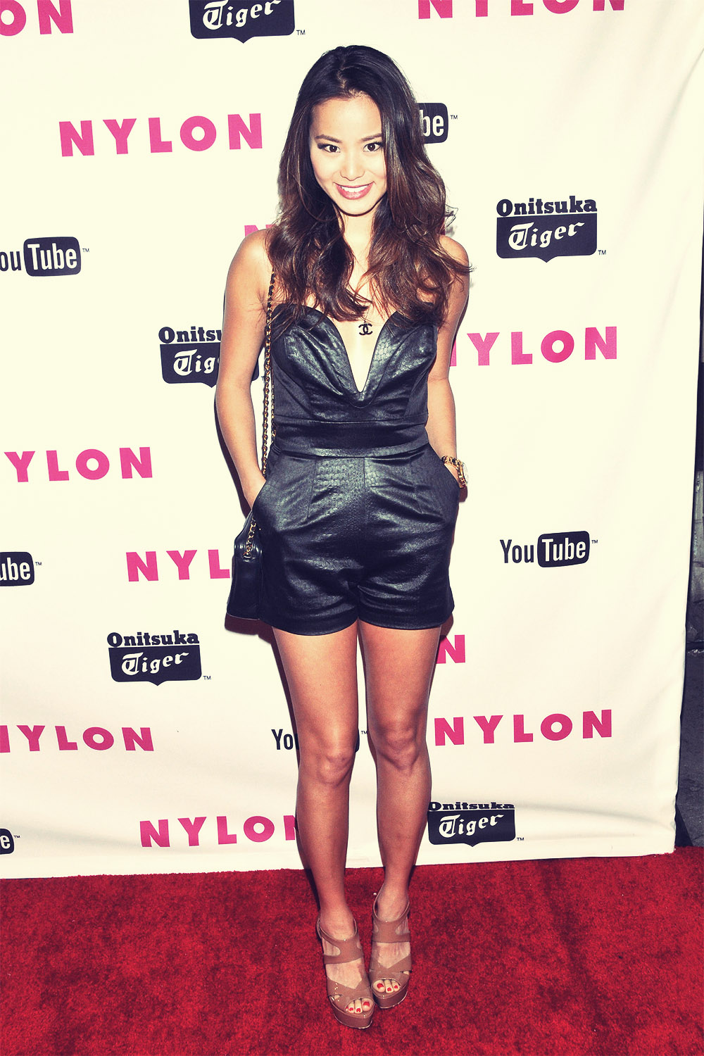 Jamie Chung  Nylon Magazine Young Hollywood Celebration