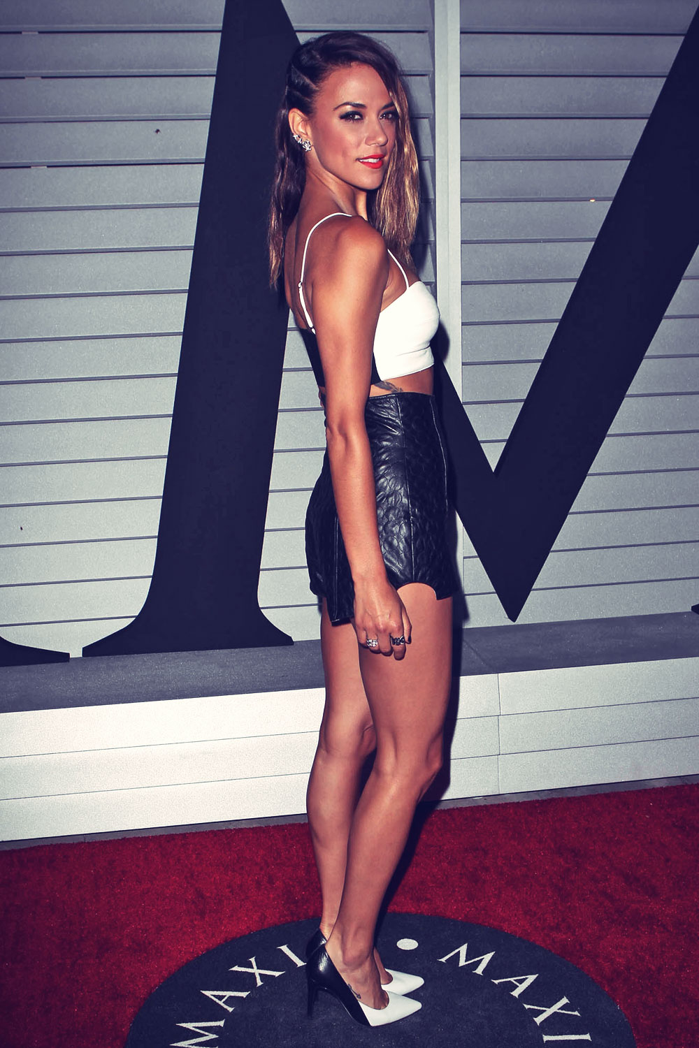 Jana Kramer attends MAXIM Hot 100 Celebration Event