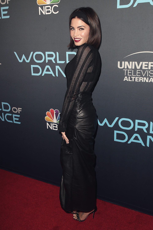 Jenna Dewan attends World of Dance' FYC Event Saban Media Center