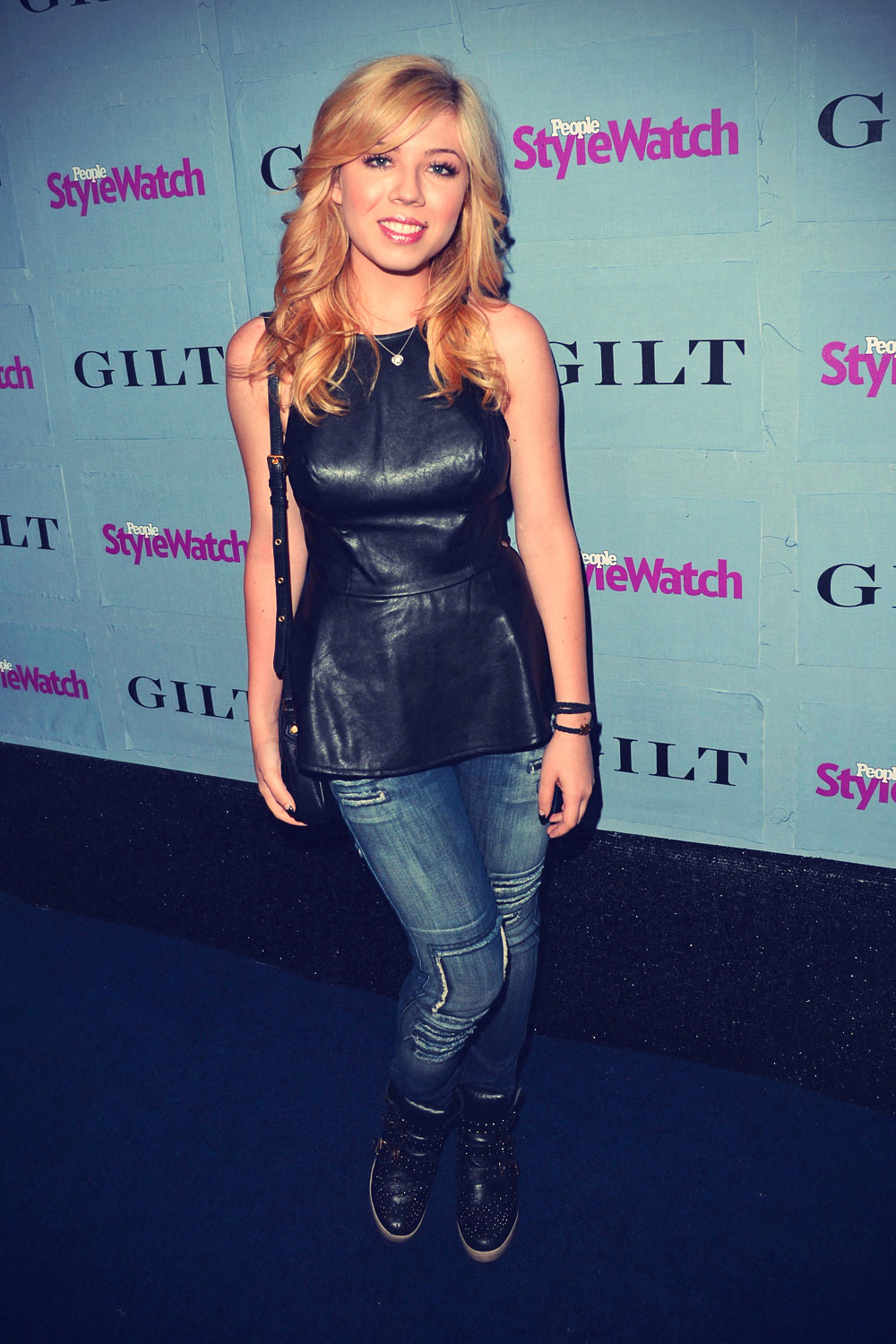 Jennette McCurdy attends People StyleWatch Denim Awards