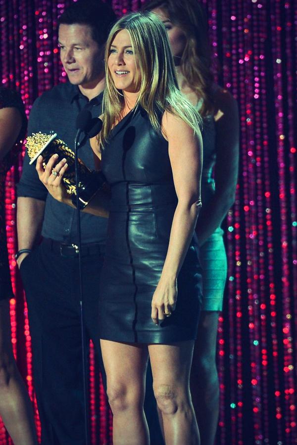 Jennifer Aniston at MTV Movie Awards