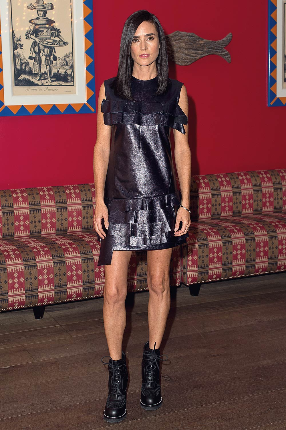 Jennifer Connelly attends a photocall for American Pastorial
