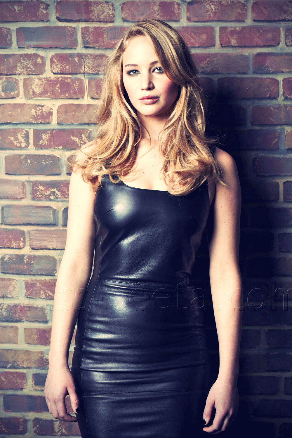 Jennifer Lawrence Promotional photoshoot for X-Men