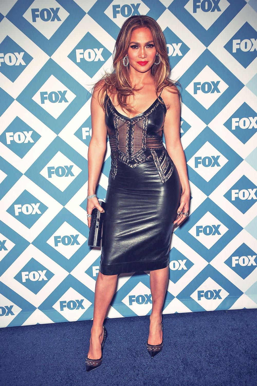 Jennifer Lopez Fox TCA Party