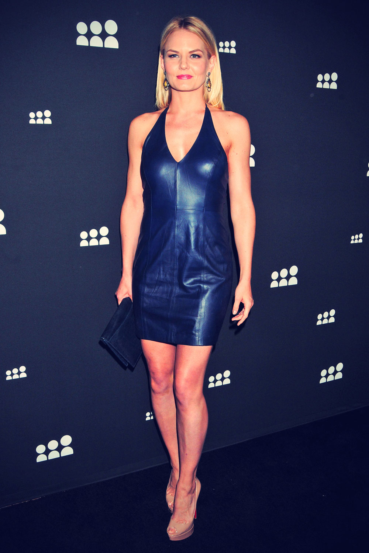 Jennifer Morrison Attends New