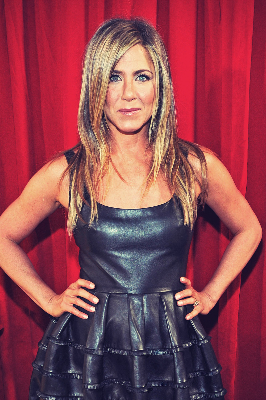 Jennifer Aniston atten...