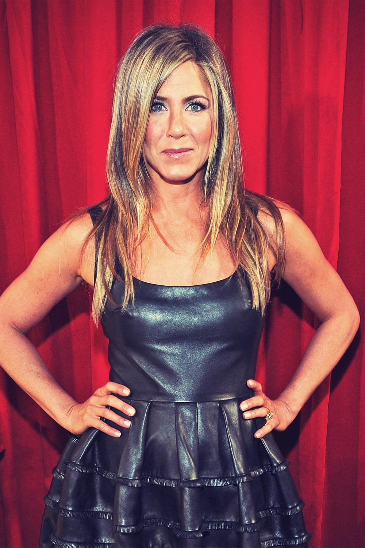 Jennifer Aniston attends the 2013 People's Choice Awards