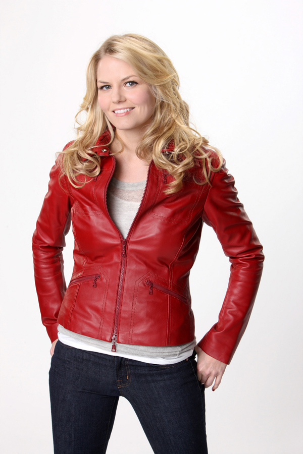 Jennifer Morrison Once Upon a Time Promoshoot