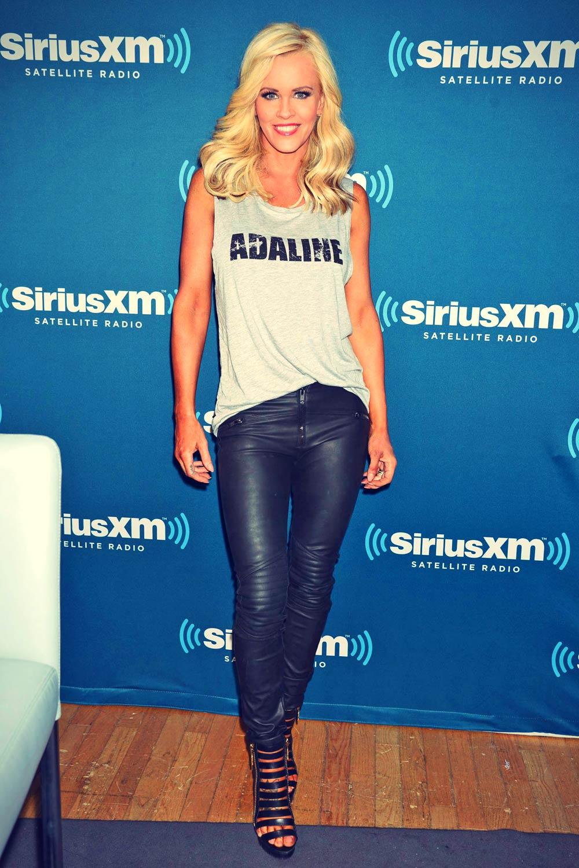 Jenny McCarthy at SiriusXM Studios