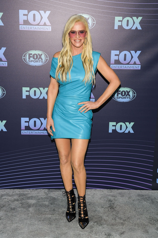 Jenny McCarthy attends Fox Upfront Presentation