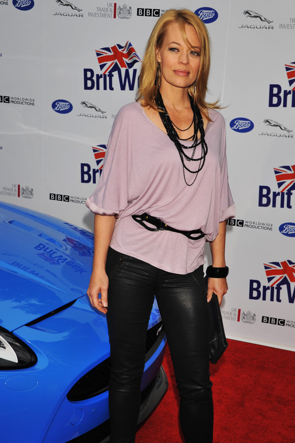 Jeri Ryan at BritWeek 2012