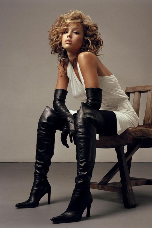 Jessica Alba Unknown Shoot