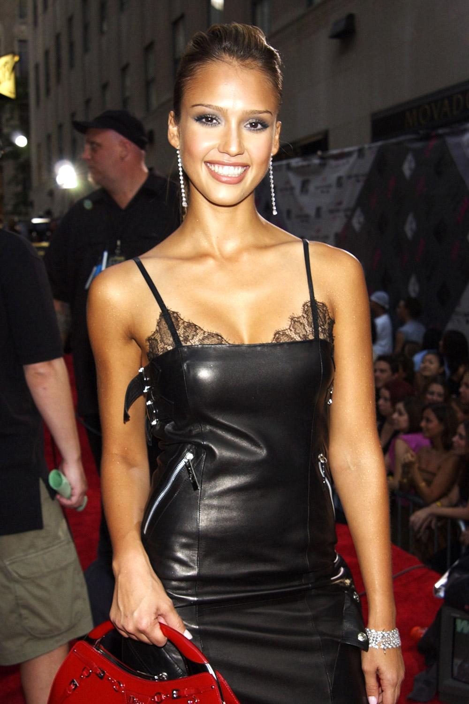 Jessica Alba at 2003 MTV Video Music Awards