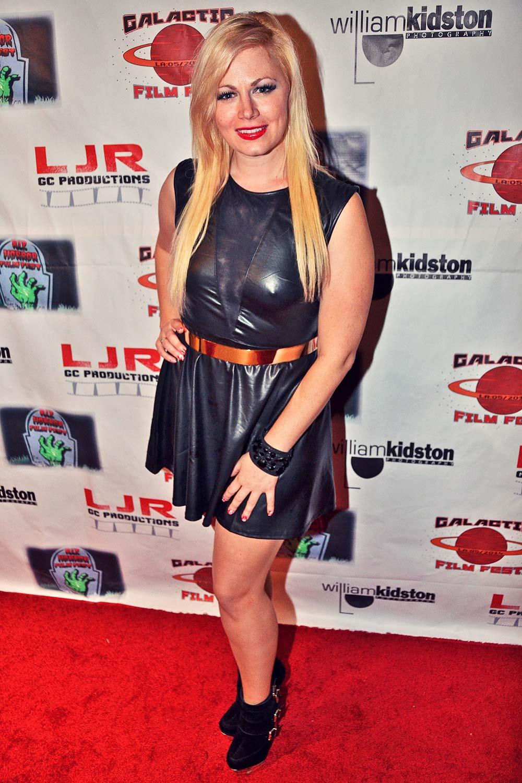Jessica Cameron attends 2013 RIP Horror Film Festival