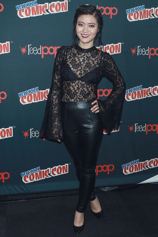 Jessica Lu attends Reverie TV show photocall