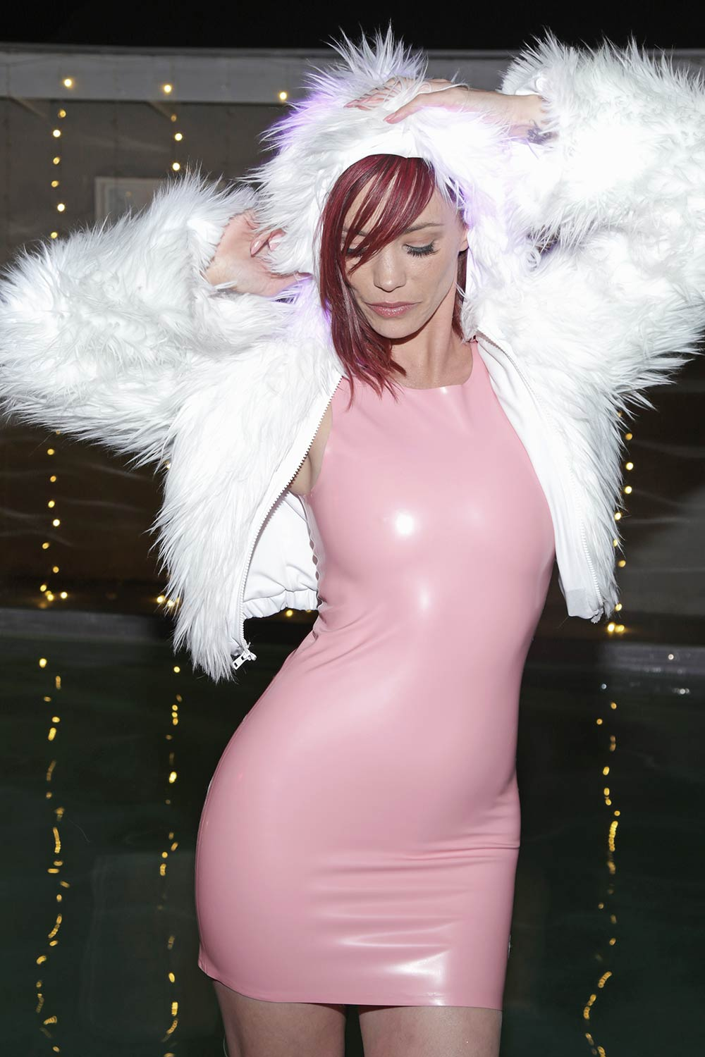 Jessica Sutta attends her Album Release Party For 'I Say Yes'