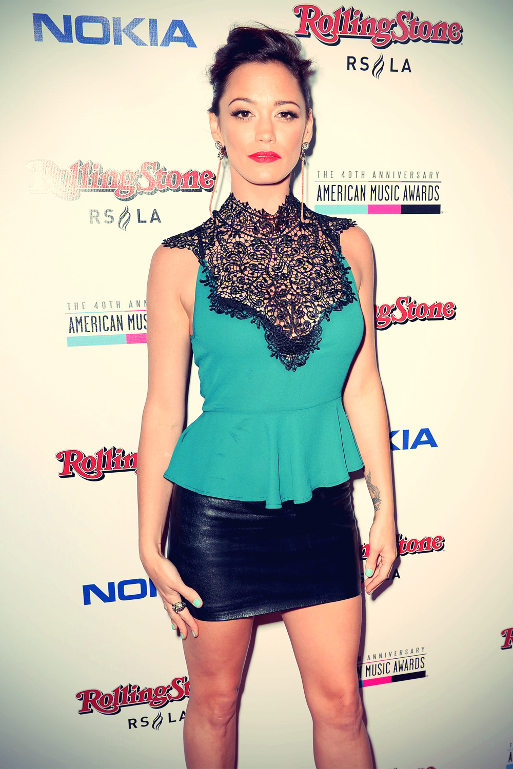 Jessica Sutta attends Rolling Stone After Party