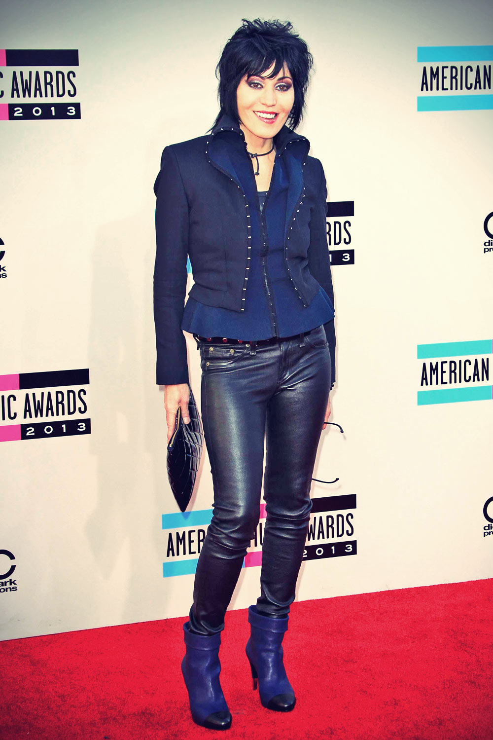 Joan Jett attends American Music Awards