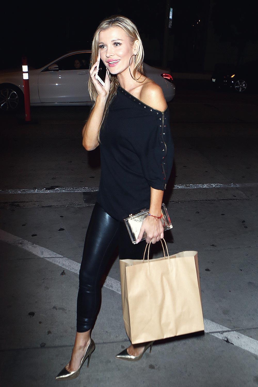 Joanna Krupa seen at Craig's