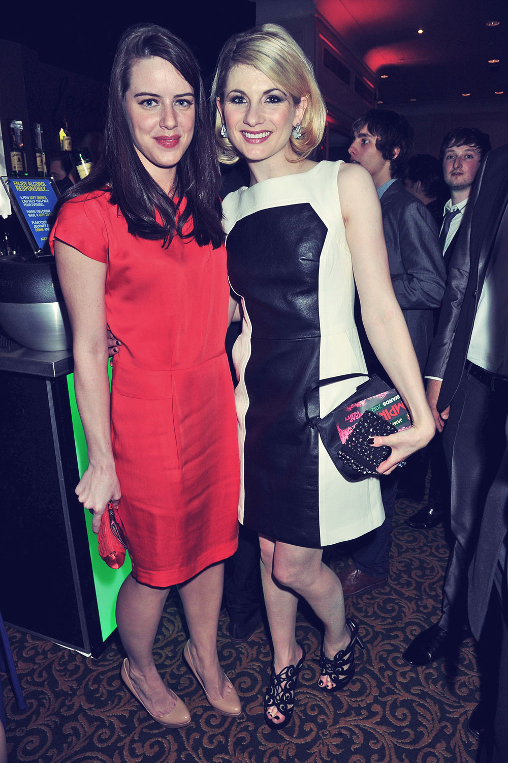 Jodie Whittaker attends Empire Film Awards