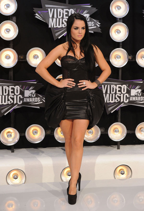 JoJo Levesque at 2011 MTV Video Music Awards