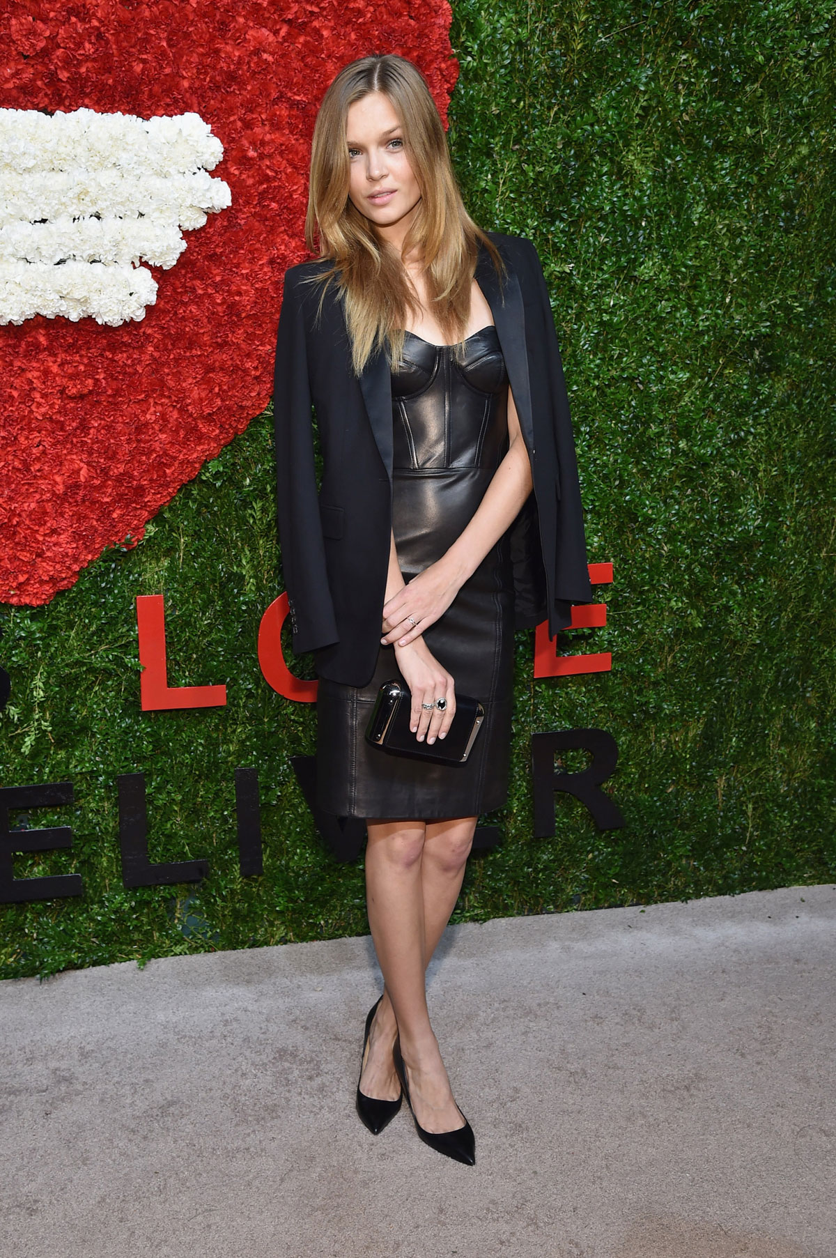 Josephine Skriver attends God's Love We Deliver