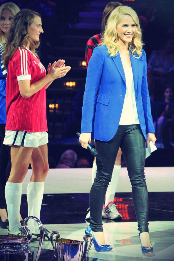 Judith Raker at O2 World Arena