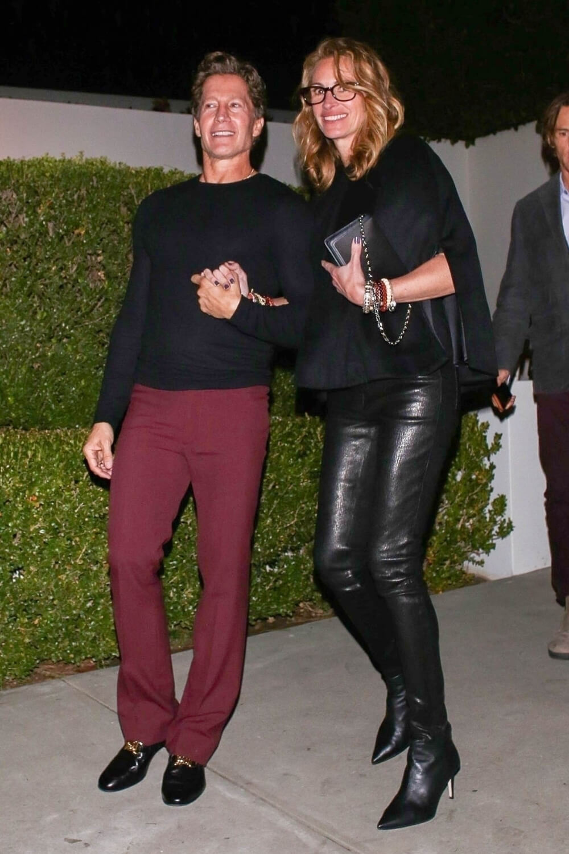 Julia Roberts attends Pre-Oscar Party