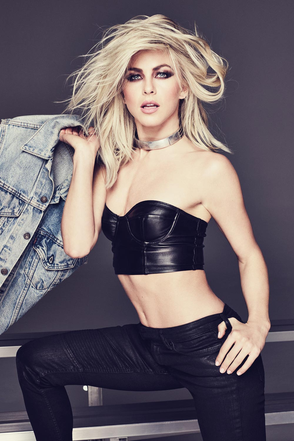 Julianne Hough photoshoot for Billboard