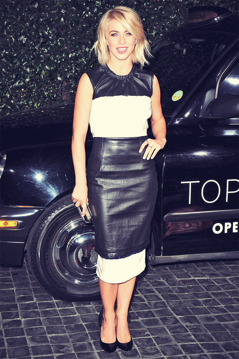Julianne Hough attends a Party For TopShop