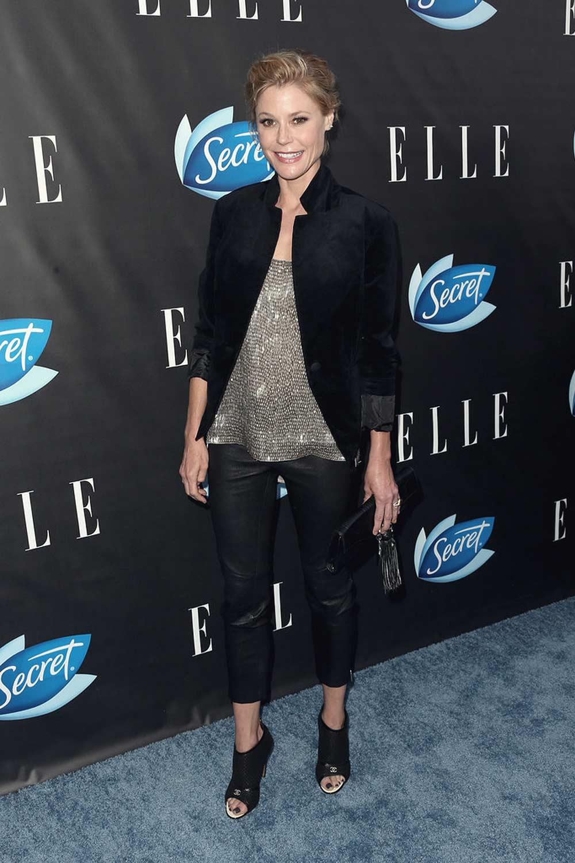 Julie Bowen attends ELLE Women In Comedy event