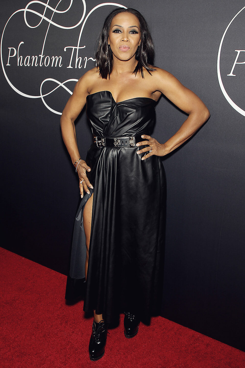 June Ambrose attends New York Premiere of Focus Feature