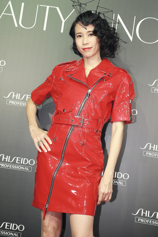 Karen Mok attends Shiseido Professional Beauty Innovator Award 2016