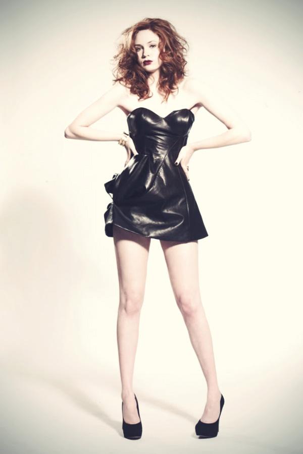 Karen Gillan in Shortlist magazine